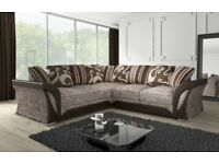 GET IT TODAY === BRAND NEW SHANNON CORNER SOFAS AT A REDUCED PRICE WITH EXPRESS DELIVERY!!!