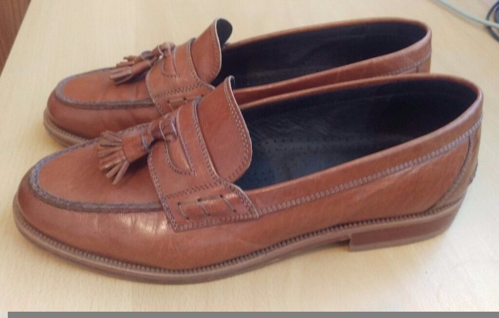 Russell Amp Bromley Mens Keeble 3 Tassel College Loafers