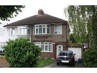 THREE BEDROOM HOUSE IN FELTHAM near Ashford Stanwell Sunbury Staines Shepperton Heathrow Airport