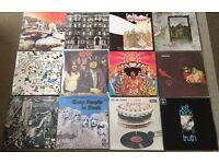 Classic vinyl LP's for sale. Zeppelin, Bowie, Beatles, Sex Pistols, Smiths, Doors, Iggy, Waits etc