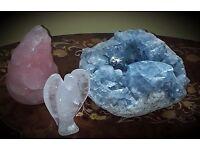 Natural Stone Crystals