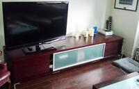 Moving Sale - Media Console Unit - $500