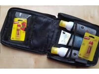 COSMETICS TRAVEL BAG ideal for holiday trip