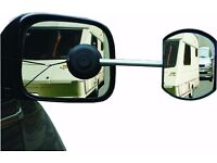 Suck-It-And-See Towing Mirrors
