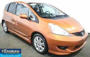 2009 Honda Fit Sport  A/C  CRUISE MAGS