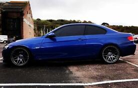 BMW 320d coupe (not m3 m5 Audi VW Nissan Toyota)