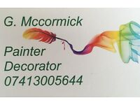 Painter & Decorator Fully qualified and professional