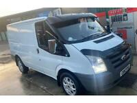 FORD TRANSIT 85 260M FWD 2010/60 PLATE