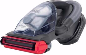AEG AG71a RapidClean Stair and Car Handheld Vacuum Cleaner hoover