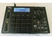 AKAI MPC 1000 Special Edition JJ OS2XL CUSTOM BLACK LCD MAXED OUT BLACK OUT