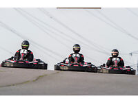 50 Lap Karting Experience for 2 People EXPIRES 01/12/2017 - WORTH £50!