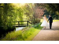 Wedding photographers looking for beautiful weddings to expand portfolio – discounted rates for 2018