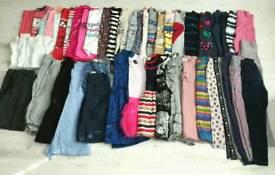 Girl beautiful clothes bundle age 6-7