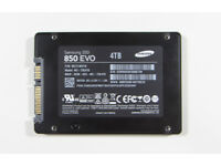 Large Capacity SSD's wanted