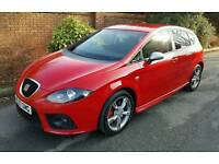 Seat Leon FR 2.0TSFi Turbo Petrol 89k FSH HPI Clear Excellent Condition