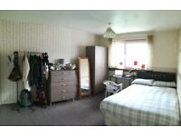 Spacious Furnished Double room available in West End, near the Botanic Gardens (G20)