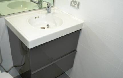 BATHROOM VANITY+MIXER TAP+LEGS Norwood Norwood Area Preview