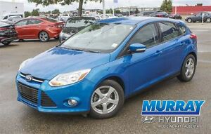 2012 Ford Focus 2.0L SE | Manual | Satellite Radio