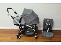 Brand New Bugaboo Bee 5 with Carrycot (Bee 3)
