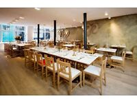 Experienced Waiter/ress for Ottolenghi in Spitalfields