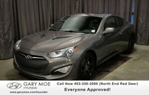 2013 Hyundai Genesis Coupe PREMIUM W/ SUNROOF, HEATED SEATS!