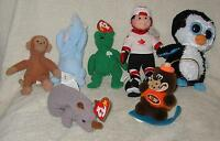 TY Collectables, A & W Root Bear, Coca Cola Truck etc
