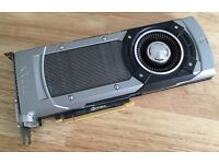 GeForce GTX Titan, 6GB GDDR5, 2x DVI, HDMI, DisplayPort