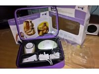 BT Digital Baby Monitor - complete, boxed with travel case