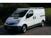 Vauxhall Vivaro 2.0CDTi 2007 Excellent Condition 3seats 95000m MOT Jan - Serviced - new front tyres