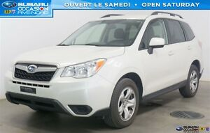 2015 Subaru Forester CAM.RECUL+SIEGES.CHAUFFANTS