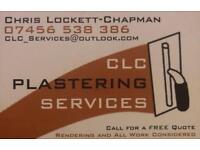 Labourer/Trainee Plasterer needed