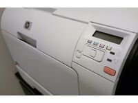 HP LaserJet 400 Colour M451dn Two Sided Printing Laser Color Printer As New