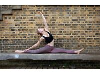 Yoga teacher for private and group tuition