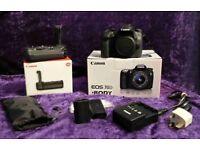 Canon EOS 70D camera body