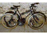 Pre-Owned Gitane Bullet Ladies 15sp Mountain Bike Muguards