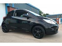 Ford Ka 2016 Black Addition