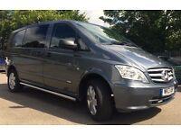 Mercedes Vito 116CDi Sport Combi Van - Full Mercedes Service History and Low Mileage