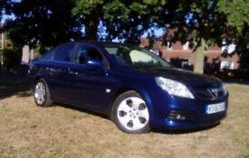 2006 Vauxhall Vectra 3.0TI Diesel, Top Spec, Top Spec, Full Mot