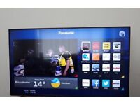 "40"" PANASONIC SMART 4K ULTRA HD 3D TV CAN DELIVER"