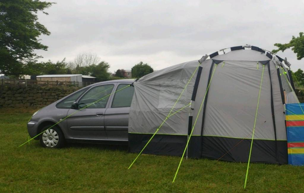 Kyham drive-away tailgate awning | in Rochdale, Manchester ...