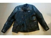 Thermal motorbike jacket w/armour (IXS)(gore-tex)