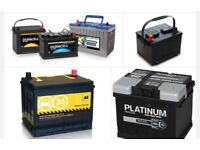 OLD CAR BATTERIES (i will collect)