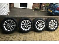 Audi A3 16'' Alloy Wheels with Tyres