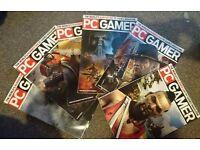 PC Gamer magazine bundle