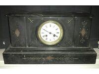 17th Centuary Marble / Slate clock