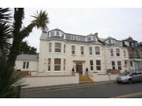 Modern 1 bed flat for rent in Newquay City Center