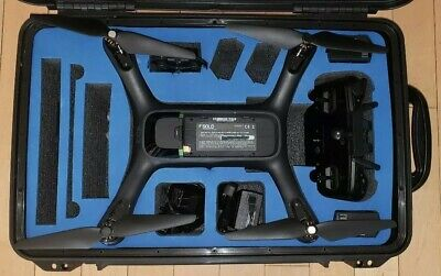3DR Solo Smart Drone Quadcopter with Gimbal, Hard Case, Batteries, and Extras!