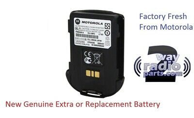 Motorola Bluetooth Wireless Remote Speaker Mic Oem Battery Apx 7000 6000 Rsm