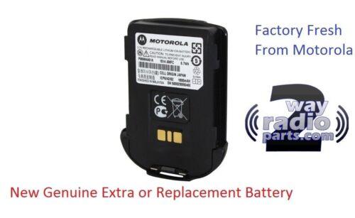 Motorola Bluetooth Wireless Remote Speaker Mic OEM Battery APX 7000 6000 (RSM)
