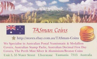 TASman Coins